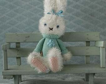 Handmade crochet cuddle toy Rabbit