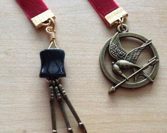 Hunger Games Bookmark