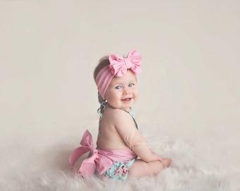 floral romper- baby romper- Floral baby Flower Romper - Girls Romper-Baby Bubble Romper - Ruffle Romper- bubble romper- baby outfit