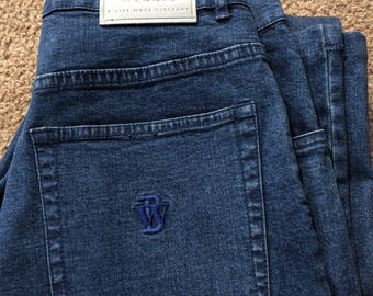 Blue Willi's High Rise Jeans