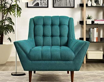 RESPONSE ARMCHAIR Mid Century Modern Styling  Ready to ship!