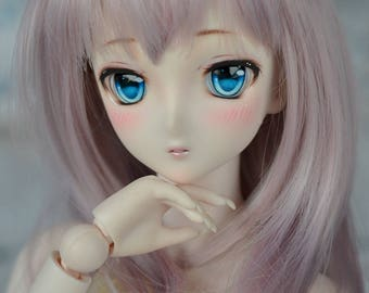 New colour!! Animetic dollfie dream eyes - DD, Smart doll, BJD ( 22-24mm ) - design PEBBLE