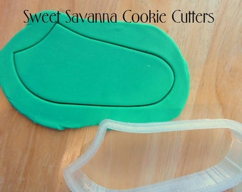 Sports Sock Cookie Cutter - Ankle Sock