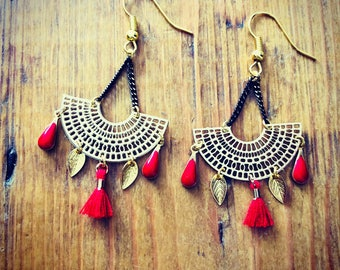 •MISHA• earrings