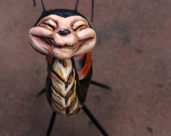 Boast Roach Figurine (Made to Order)