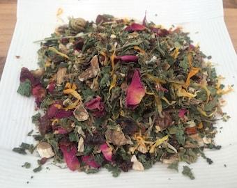 Organic Herb Tea: Spring Blessing tea