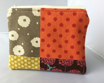 Small Padded Zipper Pouch