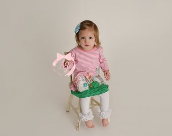 Bunny Applique Dress