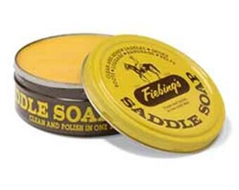 Saddle Soap Tin 3.5oz Fiebings