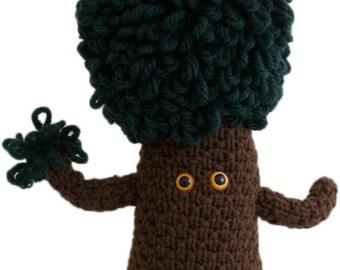 Tree Dude PDF Knitting Pattern