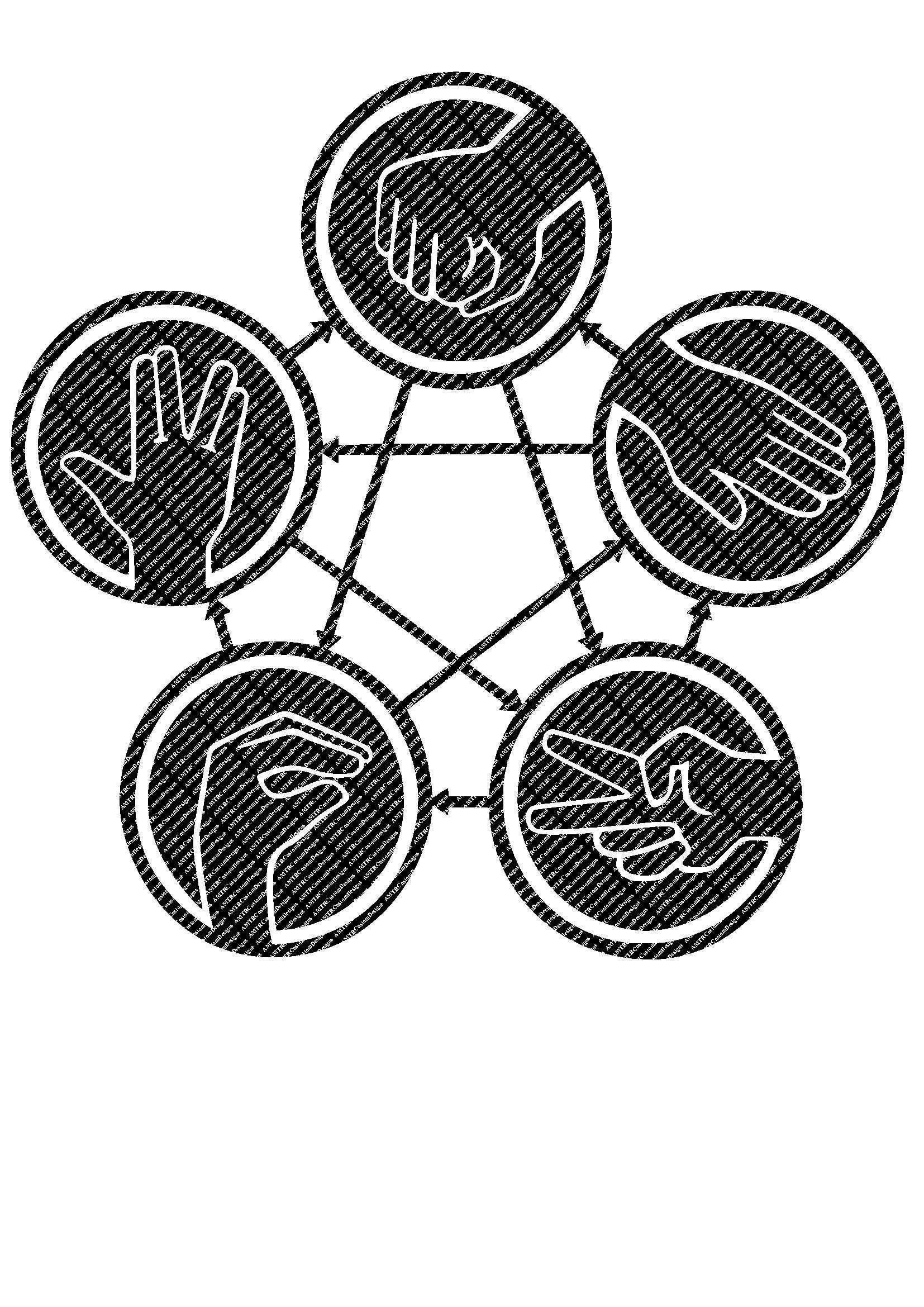 rock paper scissors lizard spock hand gestures and rules svg