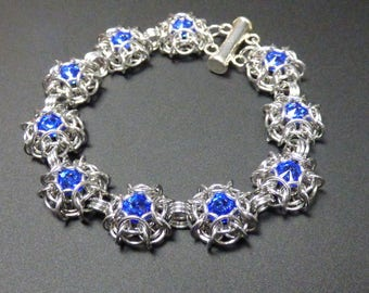 Phaedra Chainmaille Bracelet