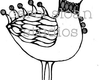 Bird Thermofax Screen