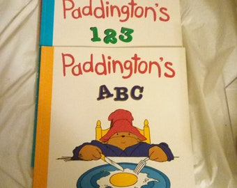Lot Of 4 Paddington's  (Picture Puffins) Paperback – February 1, 1996 (Mint)