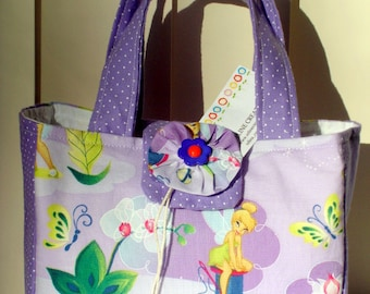 Mini Tote Bag For Her-Tinker Bell