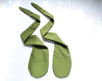 Handmade Fabric Poi, Practise Poi, Sock Poi, Cone Poi, Poi  Spinning, Poi Dancing, Poi Flow, Festival Toys, Greenery