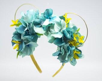 Princess Jasmine flower crown Disney Ears