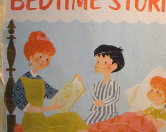 1950's A Treasure Of Bedtime Stories