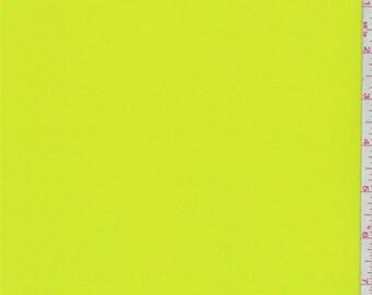 Neon Citron Swimwear, Fabric By The Yard
