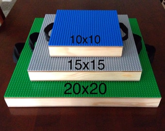 15x15 Portable LEGO Travel Tray
