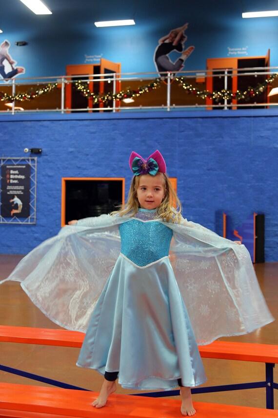 ELSA Dress Elsa Costume handgemacht gefrorene Elsa Kleid