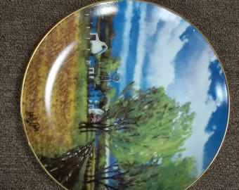 Distant Storm collector Plate