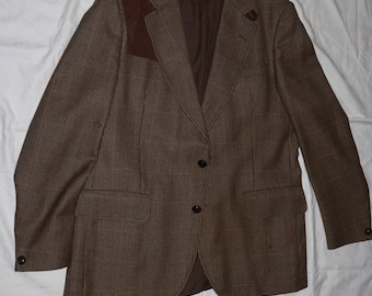 Vintage 1950/60s mens car coat Mac style EU 52/54 lSRgPMeOOu