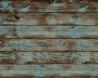 Dark Painted Floor Faux Wood Rug Flooring Background or Floor Drop Photo Prop