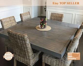 Farm house table | Etsy