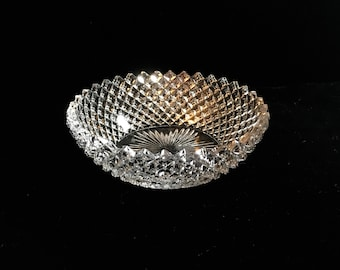 """Westmoreland English Hobnail (Clear) 6.5"""" Round Nappy Bowl (2) - Sale!"""