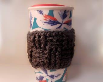 Basket Weave Mug Insulator
