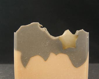 Star of Wonder -- Handmade Cold Processed Artisan Soap