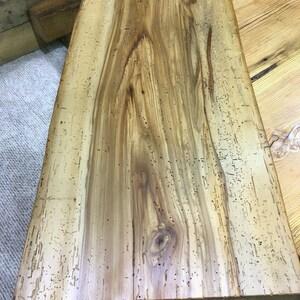Rustic Wood Bar Tops