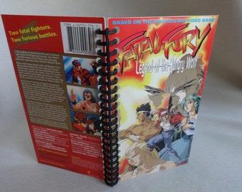 Fatal Fury légende du Loup affamé VHS boîte portable