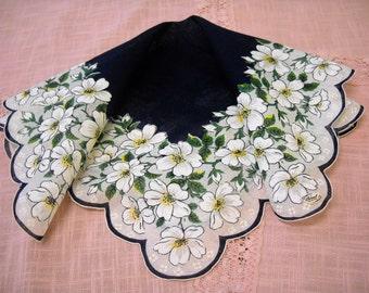 Vintage Burmel Handkerchief
