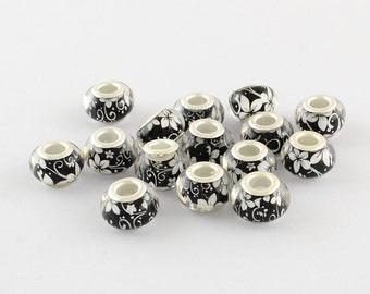 "NEW - European Style ""Add a Bead"" - Set of 4 - #EURO130"