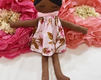 Handmade Doll nelles Easter Gift Idea