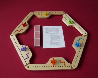 Pegs and Jokers Board Game (6)