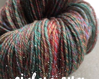 Elements Collection - Col Rainbow Gum  4 ply supersoft 100% Merino