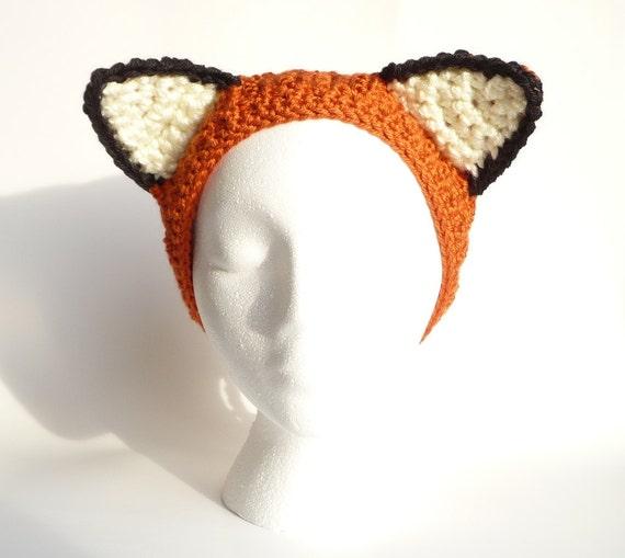 Crochet Earwarmer Pattern CROCHET PATTERN Ear Warmer Headband