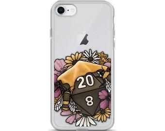 Honeycomb D20 iPhone Case - D&D Tabletop Gaming