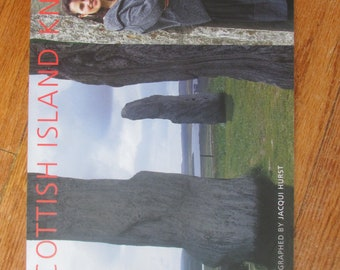 Scottish Island Knits,   knitting pattern book