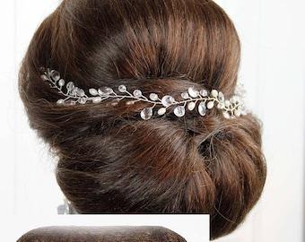 Hair Bun Chignon Hair Padding Pad Volume Insert Hair Bump Piece Hair-styling