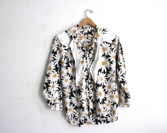 Vintage floral shirt