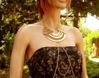 Womens - oriental style more body jewelry: Nefertiti