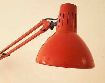 Red Phase architect Flexo Lamp/phase Network architect Study Lamp