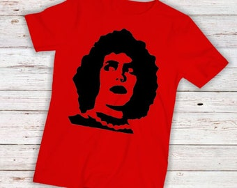 Rocky Horror Picture Show Frankenfurter Personalized Customized Baby/Toddler T-Shirt