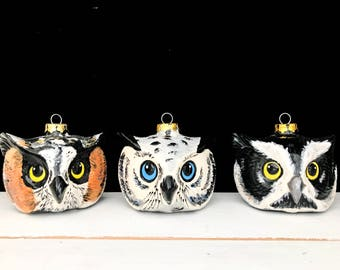 Woodsy Owl Bauble