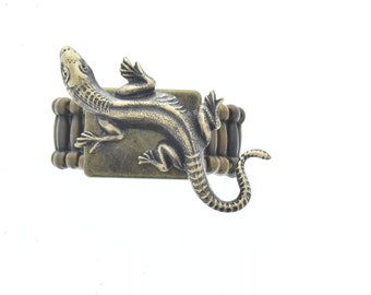 Lizard ring, one size fits all, sold 1 each, Ring-3