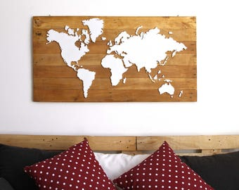 WOW-World _ World _ Wood World _ map _ Wood Map _